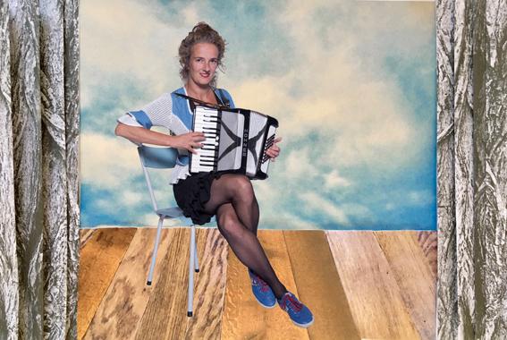 Nathalie Baartman | Niet Normaal @ Beauforthuis