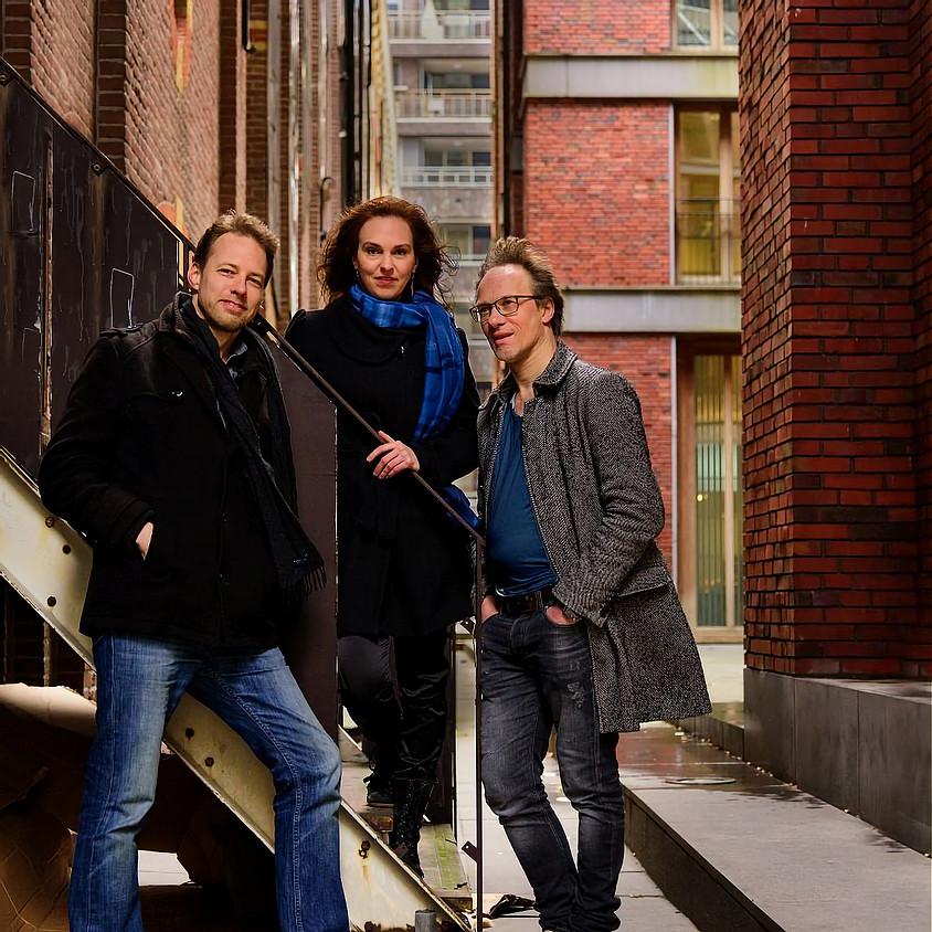 "Trio Bardac - ""Les Amours de Emma Bardac"" @ Sint Aegtenkapel"