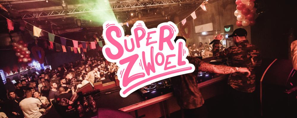 SuperZwoel -cancelled- @ Fluor-ZaalCafé