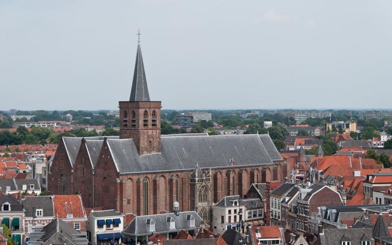 Inloopconcert – Tjalling Roosjen (orgel) met Ineke Baksteen (sopraan) @ Sint Joriskerk