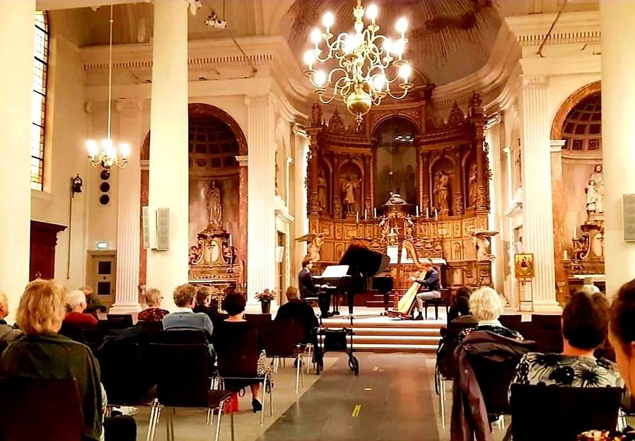 Sound of Music & Mozart @ St. Franciscus Xaveriuskerk