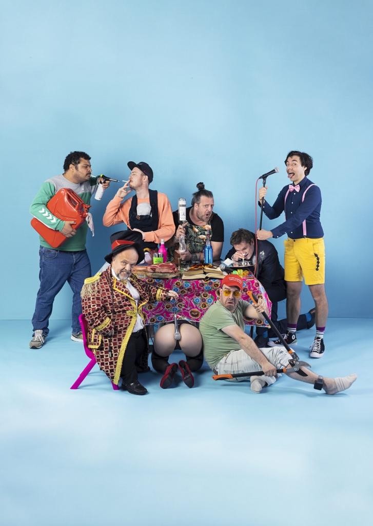 Knock Out Comedy Crew: 'Nee, dat kan echt niet' @ Theater De Kamers